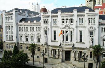 Resultado de imagen de tribunal superior de xustiza de galicia