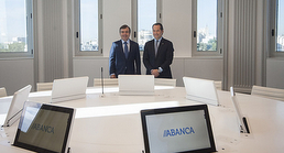 Abanca potencia la transformaci n digital impulsa una for Abanca oficinas madrid capital