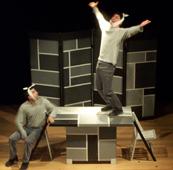 Obra bicos con lingua de talía teatro que celebra su función 150
