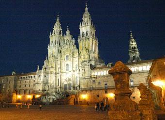 La catedral de santiago de compostela acoge el lunes 29 de for Oficinas de correos en santiago de compostela