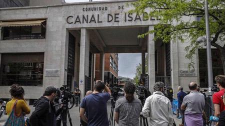 Esquecendo as miserias corruptas galicia digital for Canal isabel ii oficina virtual