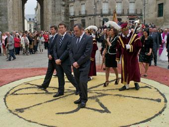 El presidente de la xunta de galicia participa en la for Oficina xunta de galicia